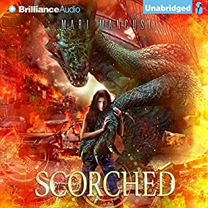 Scorched Audiobook