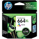 Cartucho HP - 664XL Colorido Original (F6V30AB)