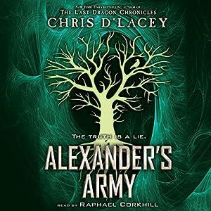 Alexander's Army Audiobook
