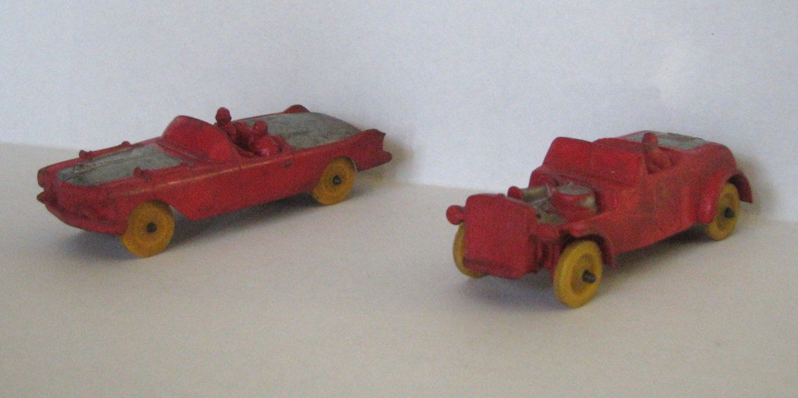 Consider, vintage auburn rubber toys consider
