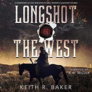 Longshot into the West Audiobook