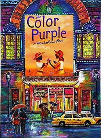 amazon com color purple times square broadway musical show new