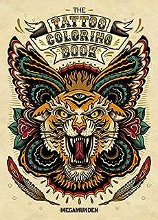 Amazon Com Just Add Color Tattoos 9781438007625 Carlton