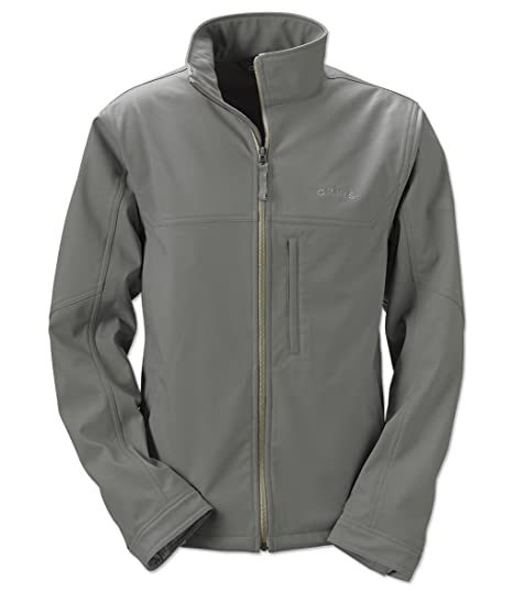 dfe6474c55bc3 Amazon.com: Orvis Men's Upland Shell/Upland Shell, Medium Charcoal ...