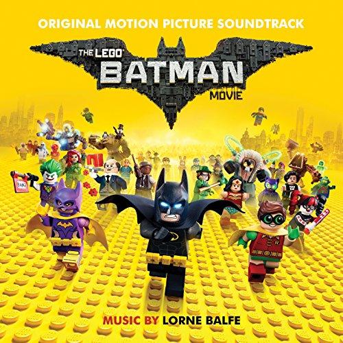 Lego Batman Movie Original Soundtrack