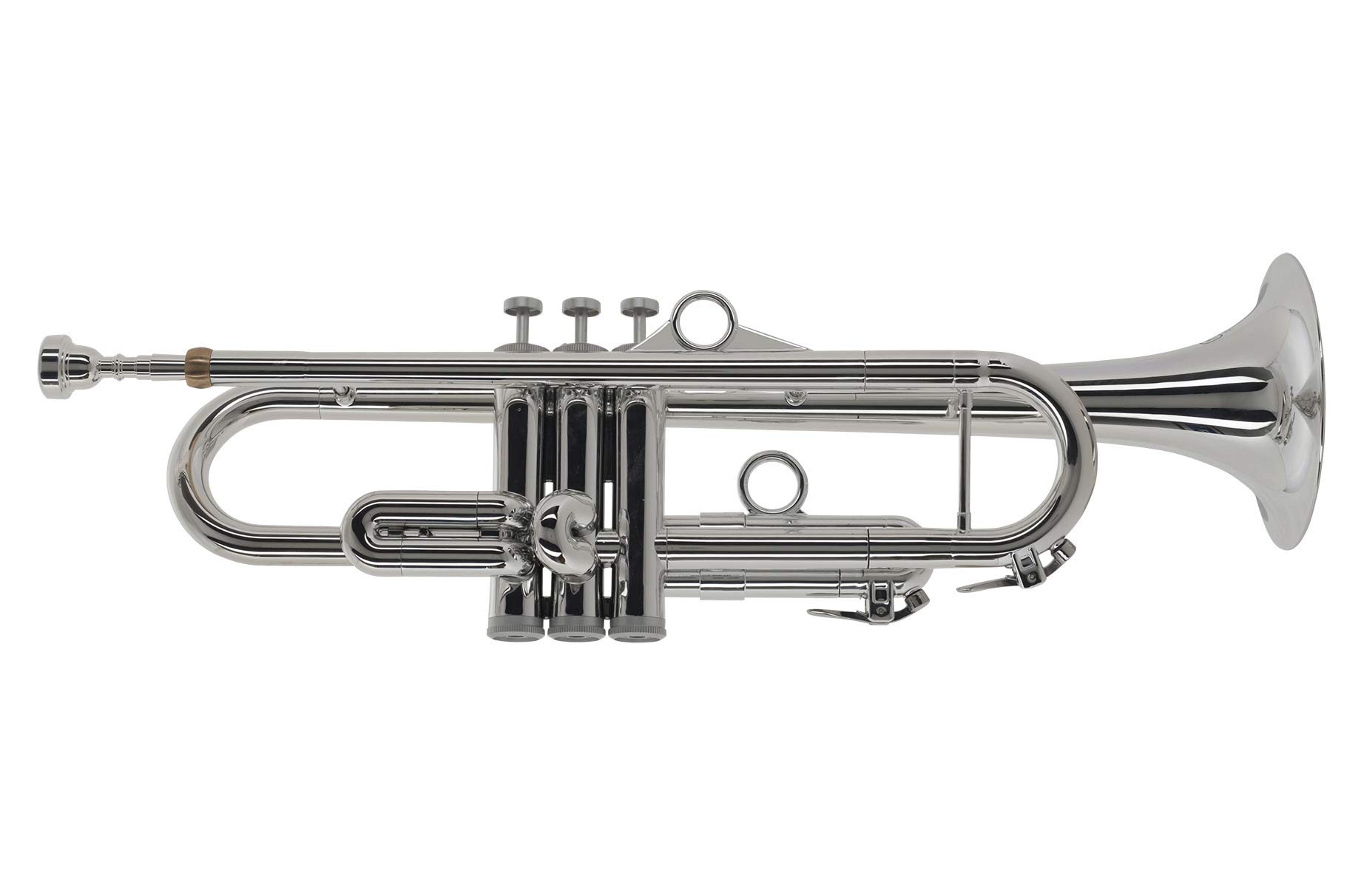 New Hytech Bb Ptrumpet Voted No1 Tools for Schools 2019 Namm Silver