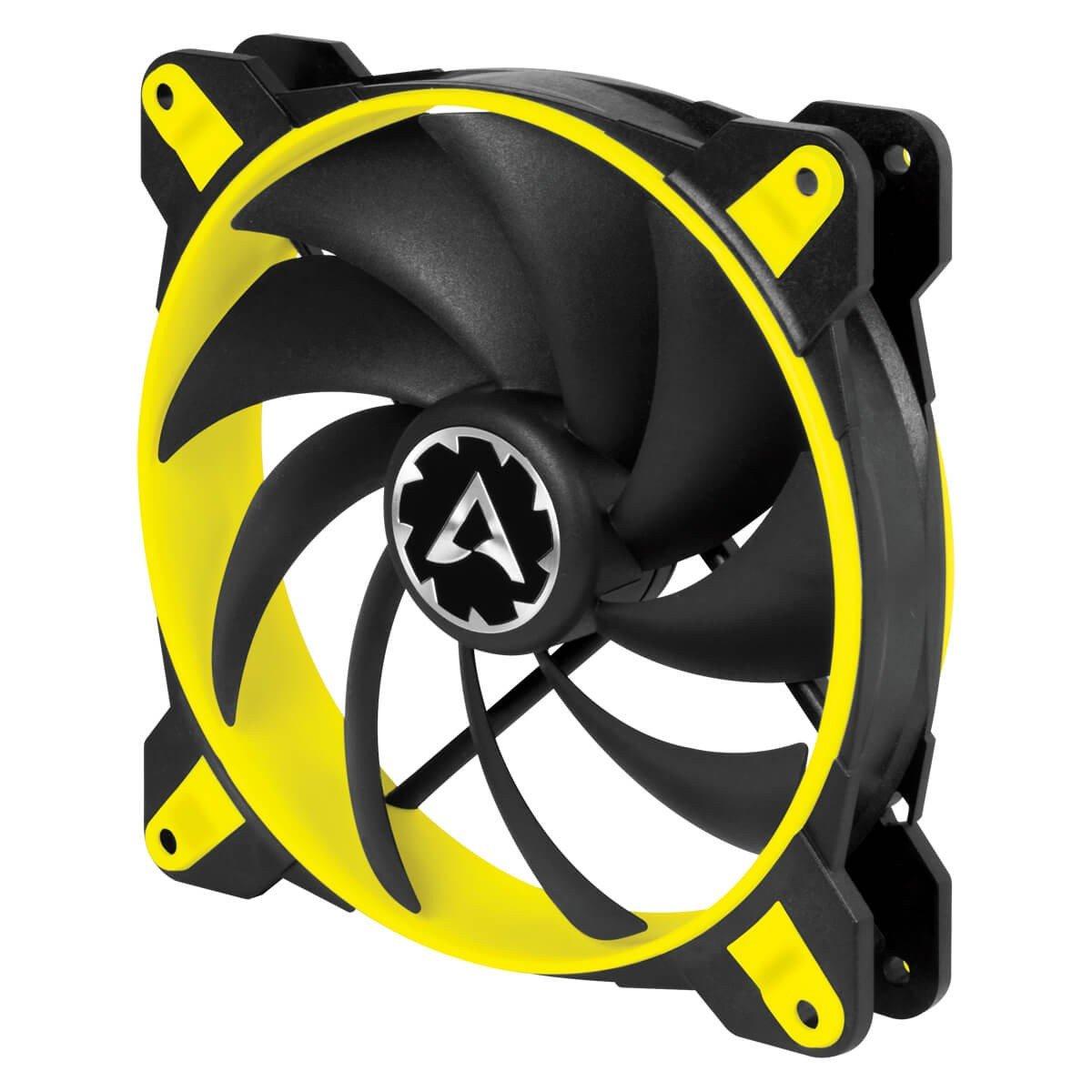 Blanc Ventilateur pour CPU pales 120mm ARCTIC BioniX P120 Fonction de contr/ôle PST- Haute Pression Statique 200 /à 2100 TR//Min Refroidisseur Silencieux