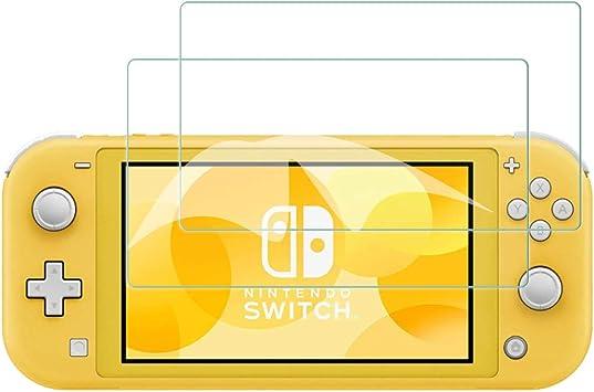 Aerku Protector de Pantalla para Nintendo Switch Lite [2 Piezas ...