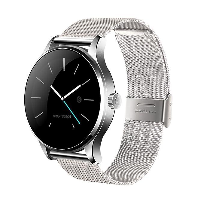 Reloj inteligente de Efanr, modelo K88H; con Bluetooth, con ...