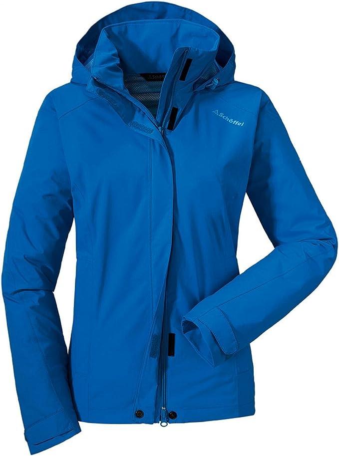 retro am besten einkaufen stylistisches Aussehen Schöffel Damen Easy L Ii Jacke: Amazon.de: Sport & Freizeit