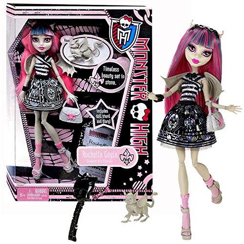 Mattel Year 2011 Monster High Diary Series 11 Inch Doll - Rochelle Goyle
