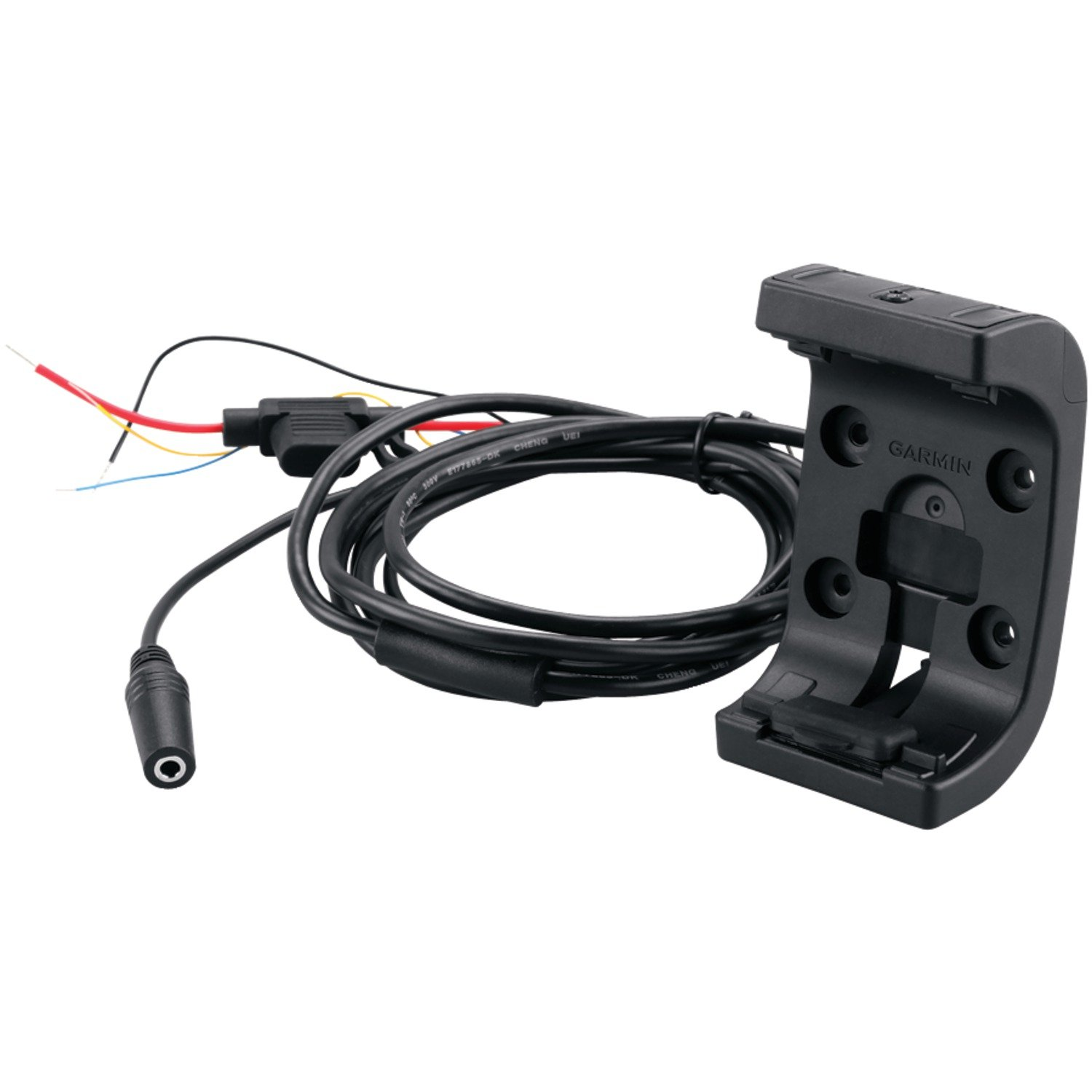 Amps Rugged Mount with aud.-power by Garmin
