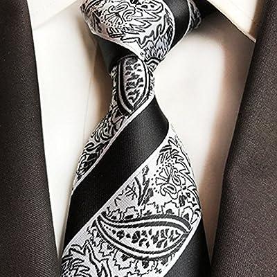 Corbata de Hombre Bolso Formal de Hombre de Negocios Bordado a ...
