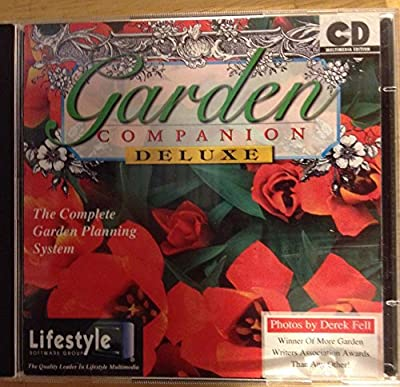 Garden Companion Deluxe - The Complete Garden Planning System