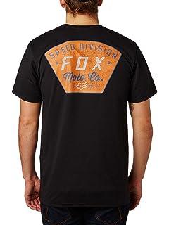 Fox Tech T-Shirt Seek And Construct Schwarz d2276b227b
