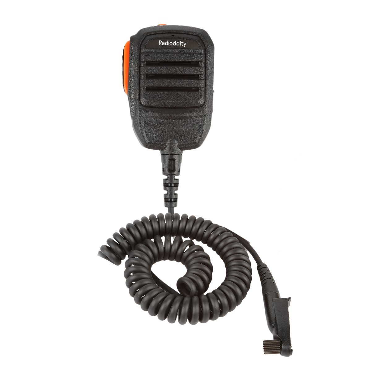 Radioddity Impermeable PPT Altavoz Micró fono para Radioddity GD-55 Plus / GD-55 DMR Radio Mó vil Digital Two-Way Radio Walkie Talkie transceptor 76495302