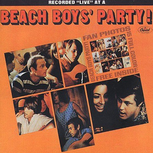 Beach Boys' Party! by Capitol