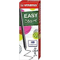 Navullingen - STABILO EASYergo 3.15 navullingen - 15 x 6 stuks op het display – hardheid HB