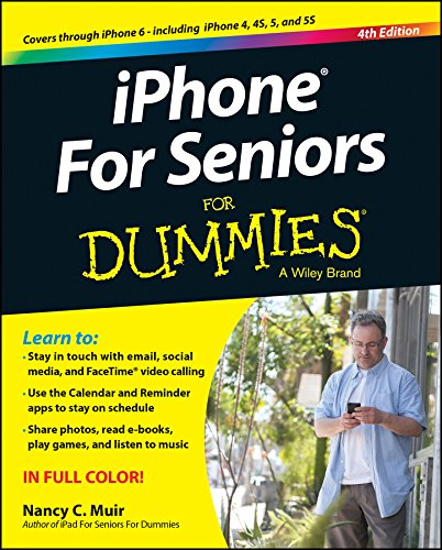 Download iPhone For Seniors For Dummies Pdf