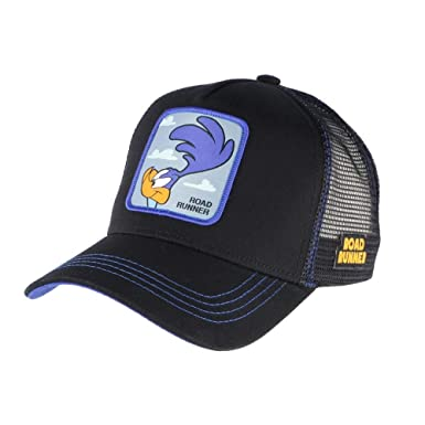 Collabs Gorra Lonely Tunes Pajaro Loco Negra Talla Unica: Amazon.es: Ropa y accesorios