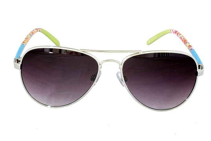 Foster Grant FG3 Gafas de sol de estilo aviador de mujer ...