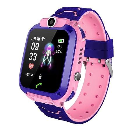 Wovemster Smart Bracelet Q12 - Reloj Inteligente para niños ...