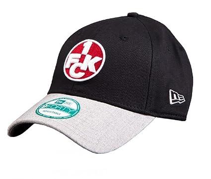 455fec4a35bef New Era 1. FC Kaiserslautern Basic 9FORTY Snapback Cap - Black -   Amazon.co.uk  Clothing
