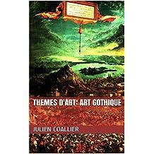Themes d'Art: Art Gothique (French Edition)
