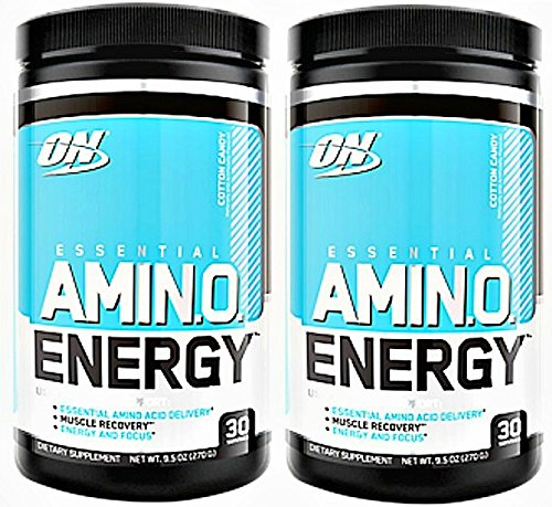 Optimum Nutrition Energy Cotton Servings