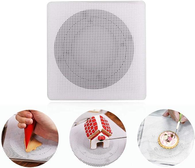 Kitchen-dream Cookie - Tocadiscos para cupcakes con alfombrilla de ...
