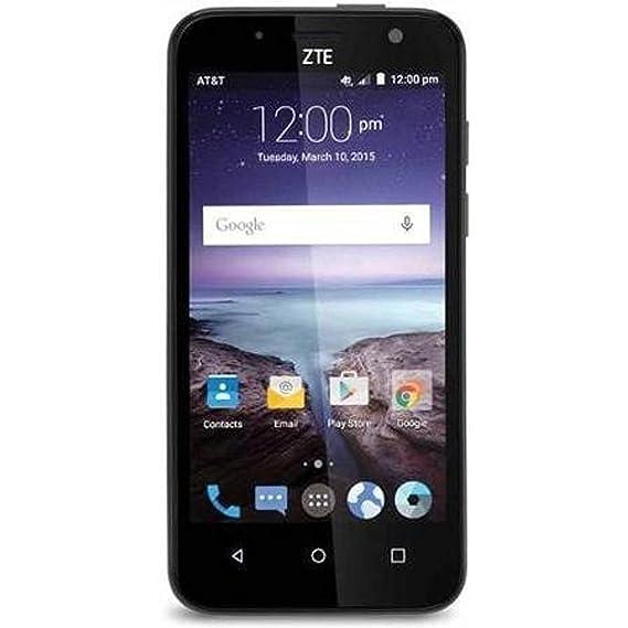 fab36f72e2b Amazon.com  ZTE Maven 4G LTE Android 5.1 Lollipop Mobile Smartphone ...