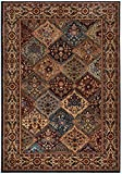 Rizzy Rugs BV-3199 5-Foot-3-Inch-by-7-Foot-7-Inch Bellevue Area Rug, Traditional Multi Review