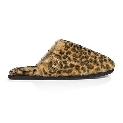 ugg leopard clog