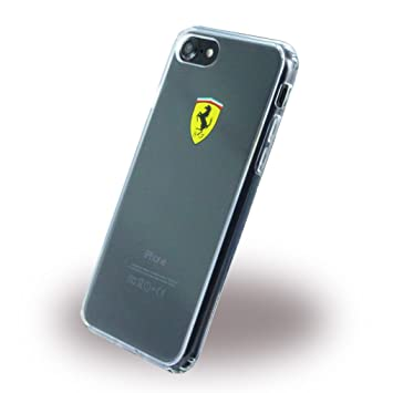 Ferrari fehc p7bk PC/TPU Carcasa Racing Shield para Apple ...