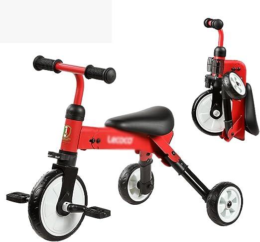 Triciclo Infantil para niños Bicicleta Triciclo Triciclo Ride-On ...