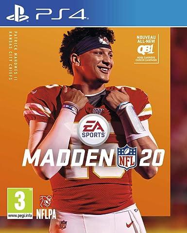Madden NFL 20 - PlayStation 4 [Importación francesa]: Amazon.es ...