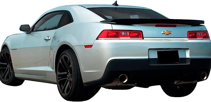 14-15 Camaro Trunk Spoiler OEM Painted Color #WA138X Tin Roof Rusted Metallic