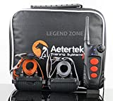 Aetertek 600 YARD REMOTE RANGE DOG TRAINING BARK CONTROL SHOCK TRAINER AUTO ANTI BARK COLLAR FOR ALL DOGS For Sale