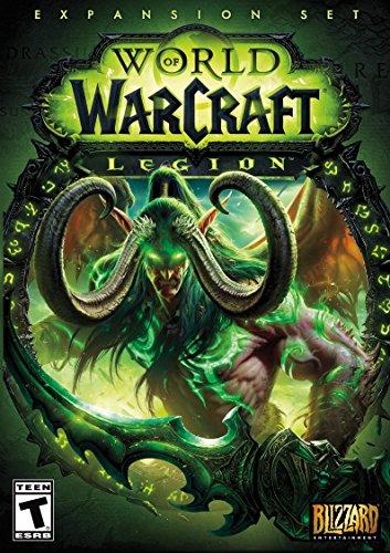 World of Warcraft: Legion - Standard Edition - PC/Mac by Blizzard Entertainment
