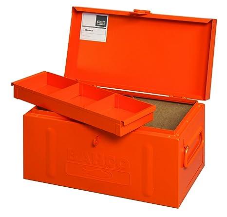 Bahco 1496MB2 Caja de Herramientas metálica