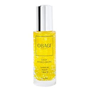 Obagi Medical Daily Hydro-Drops Hydrating Facial Serum for Dry Skin, 1 fl oz - Moisturizing Serum for Face - Hypoallergenic Face Serum with Moisture-Preserving Formula For More Radiant, Healthy-Looking Skin