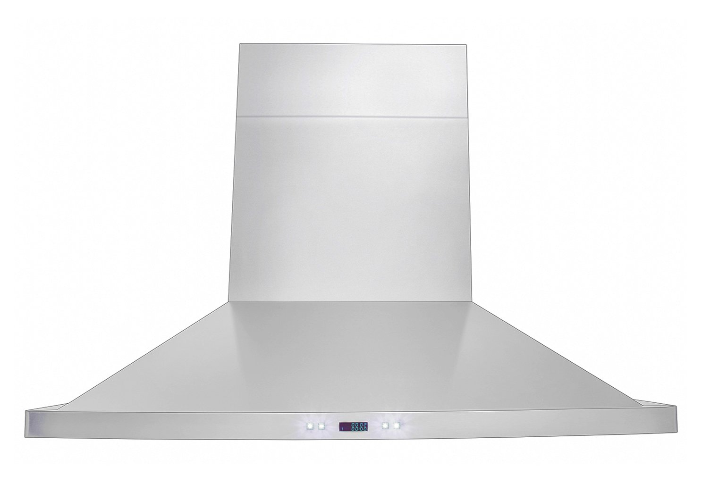 PROLINE PLFW 520 36 600 CFM Wall Range Hood, 36