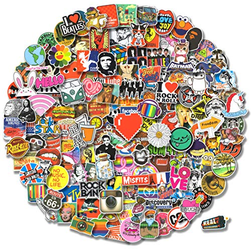 🥇 200-Pcs Featured Stickers