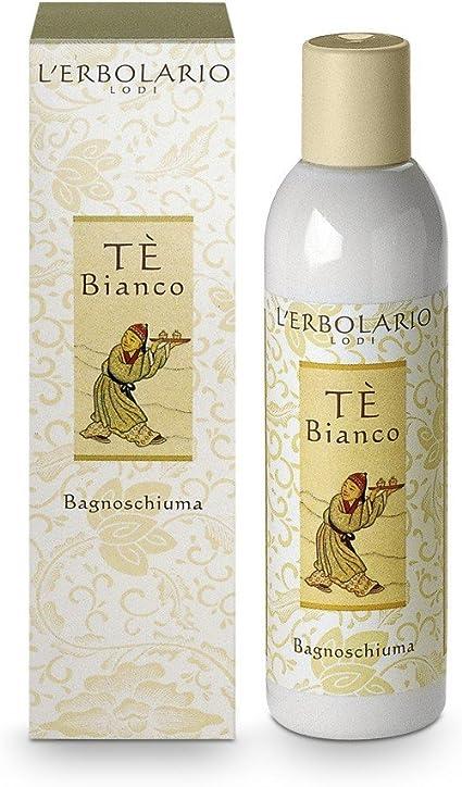L erbolario Weisser té de baño y gel de ducha, 1er Pack (1 x 200 ml): Amazon.es: Belleza