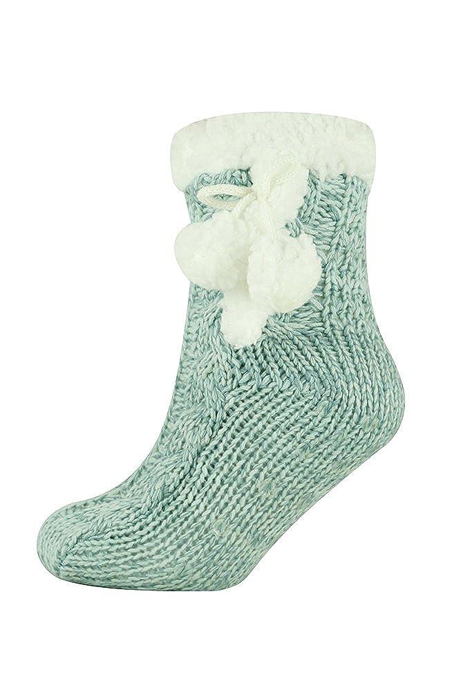 Mysocks Ladies Slippers and Slipper Socks SL0c
