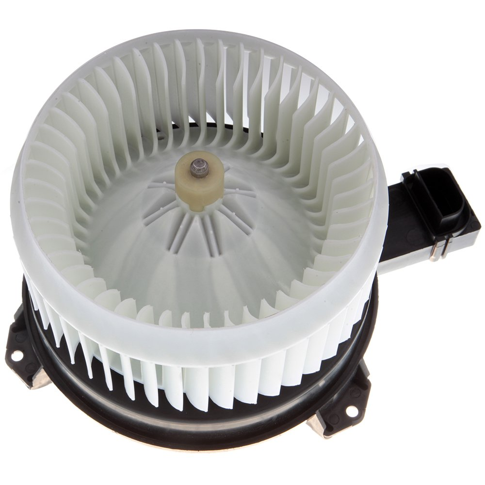 SCITOO ABS plastic Heater Blower Motor w/Fan HVAC Resistors Blowers Motors fit 2014-2017 Acura ILX/2015-2017 Acura RDX/2013-2017 Honda Accord/2013-2015 Honda Civic/2012-2016 Honda CR-V Front 122250-5206-1728462611