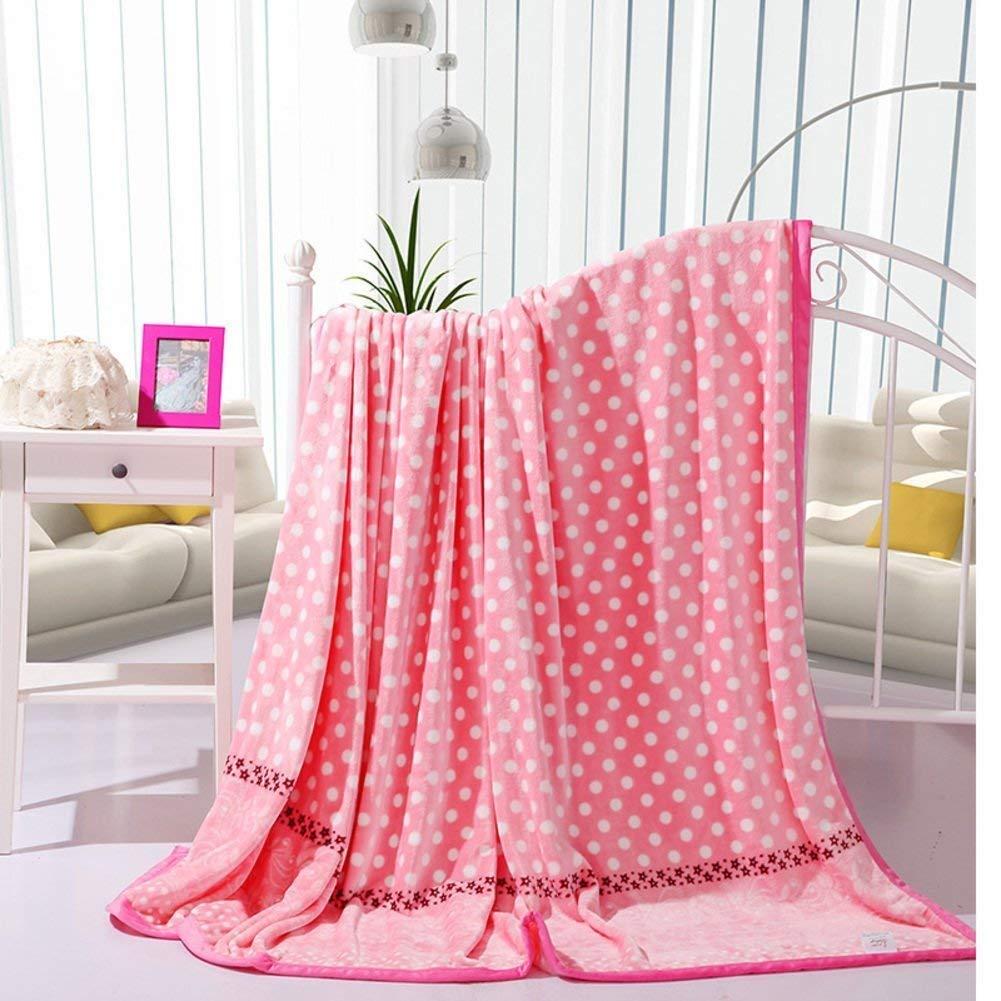 Yunyilian 冬の厚い毛布、暖かい単一の二重タオルのキルト毛布を並べるベッド (Color : 230x250cm(91x98inch), サイズ : B) B07QN8R4JP 230x250cm(91x98inch) B