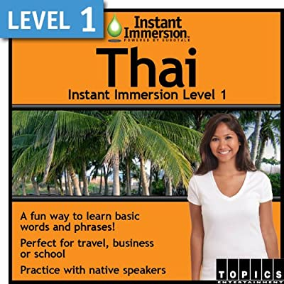 Instant Immersion Level 1 - Thai