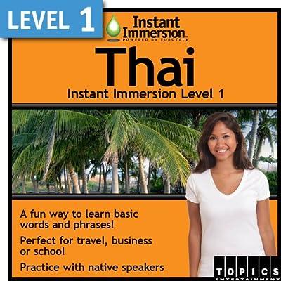 Instant Immersion Level 1 - Thai