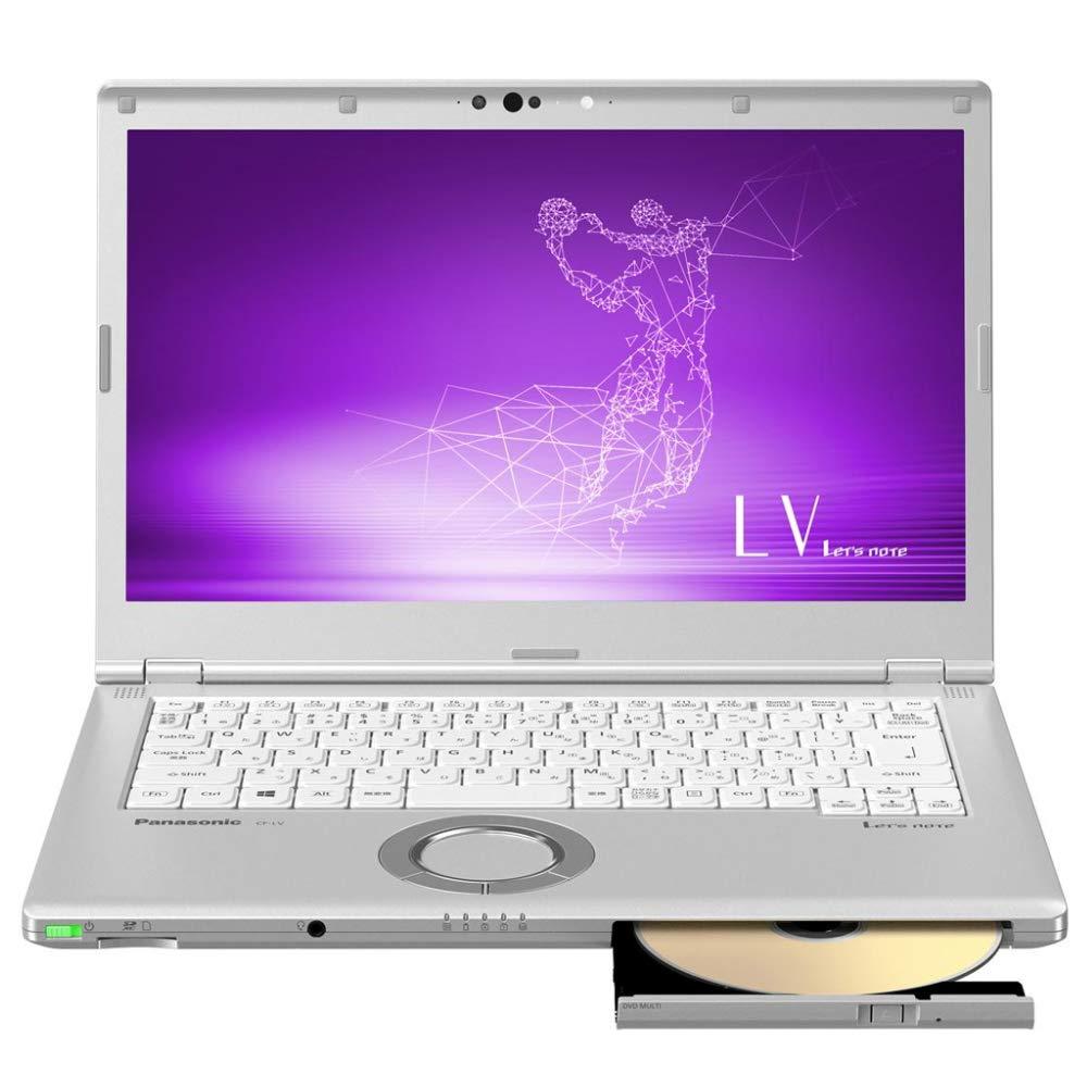 パナソニック 14.0型 ノートパソコン Let's note LVシリーズ ※LTE対応モデルLet's note 2019年 春モデル(Core i5/メモリ 16GB/SSD 256GB/Office H&B 2019) CF-LV7CFBQR   B07MXSDTK2